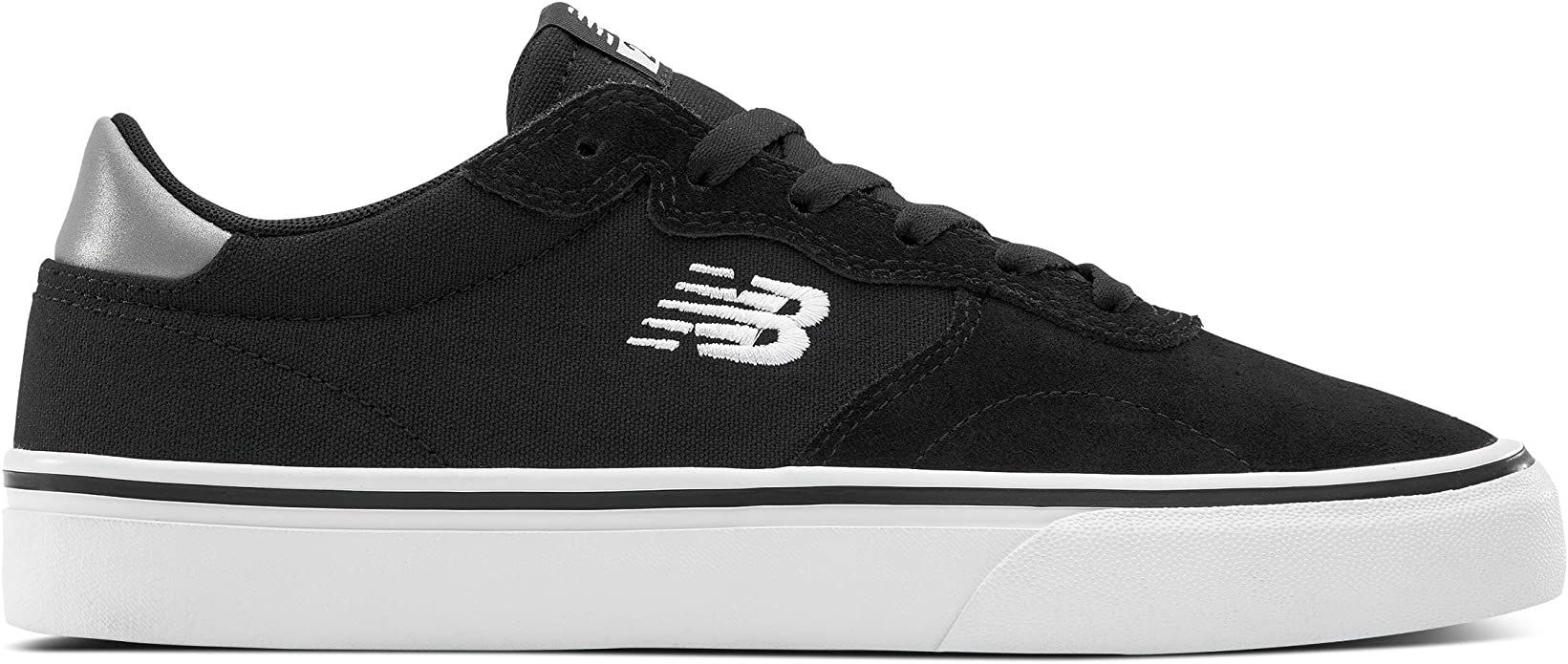 New Balance All Coasts AM232 Sneakers Skateschuhe Damen Herren Unisex Schwarz/Weiß