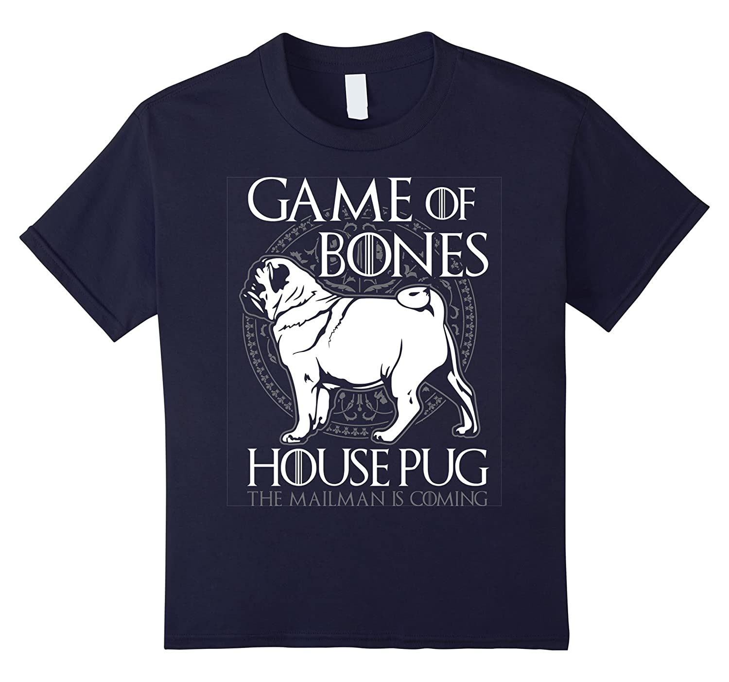 Game of Bones - House Labrador T-Shirt