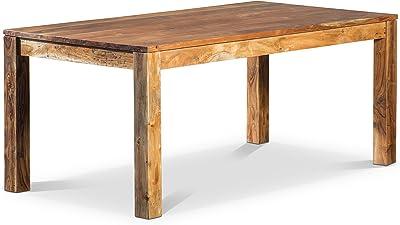 "Artemano Romy Table Made of Acacia Wood, 80""x40""x30"""