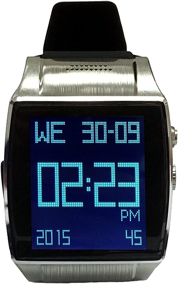LINSAY New EX-5L Eexecutive IPS Touchscreen Smart Watch
