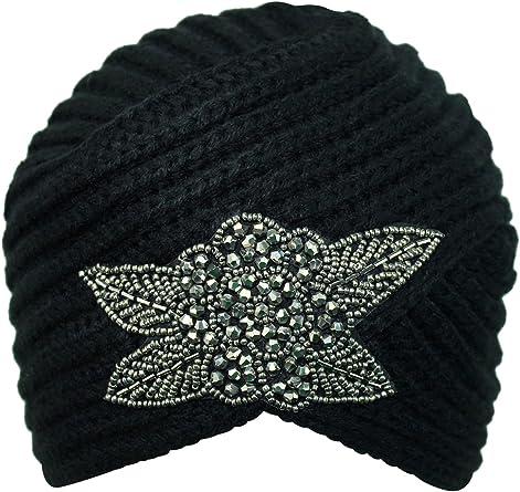 Turban Hat Wool Hat Knit Turban Turban Beanie The Rigel Turban Hand Knit Women/'s Winter Hat Winter Fashion Accessory Head Wrap