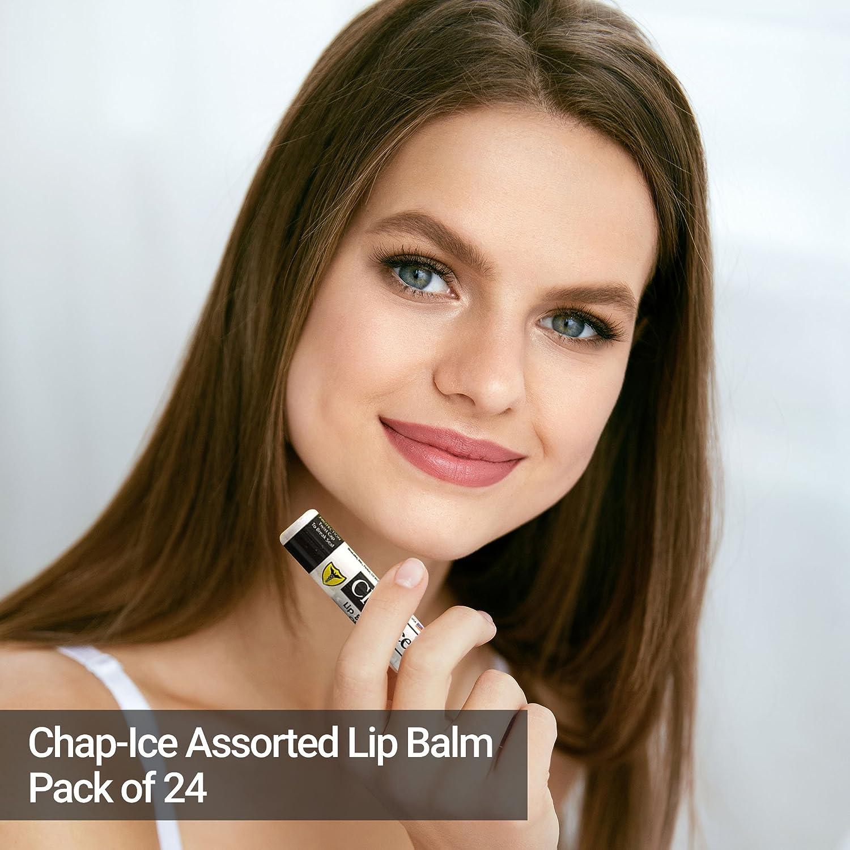 CHAP-ICE Surtido Lip Balm pack de 24 Refill (Sin visualización) Vuelva a llenar (NO display): Amazon.es: Belleza