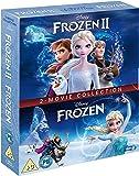 Frozen 2-Movie Pack [Blu-ray]