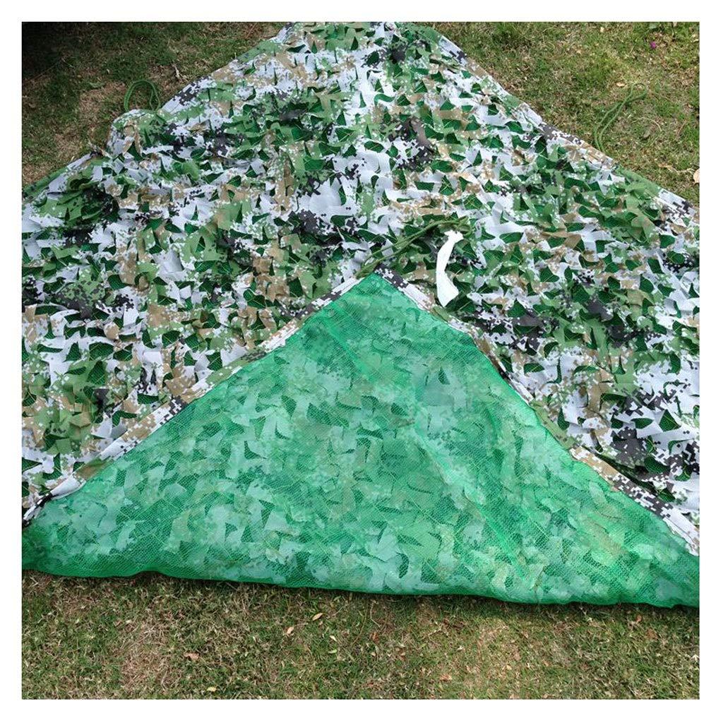 SJMWZW Tarnnetz Verdicken Tarnnetz Geeignet für Camping Stealth Stealth Stealth Wald Jagd Pool Tarnzelt Schatten Fotografie Party Spiel Halloween Weihnachtsdekoration (Farbe   C, größe   4  4m) B07HWVLLV1 Zelte Komfortabel und natürlich f34968