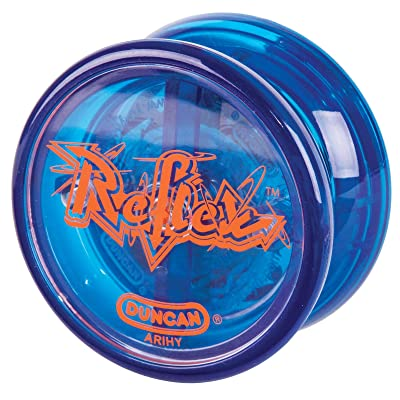 Duncan Reflex Auto Return Yo-Yo, Blue: Toys & Games