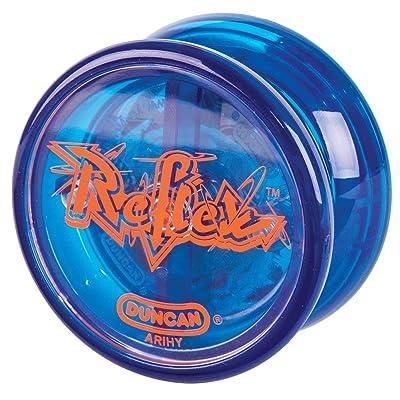 Duncan Reflex Auto Return Yo-Yo, Blue: Toys & Games [5Bkhe1806766]