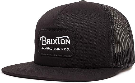 Brixton Gorra Mesh Grade Uni by gorragorra de beisbol (talla única ...