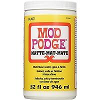Mod Podge CS11303 Waterbase Sealer, Glue and Finish,Matte,32 Ounce