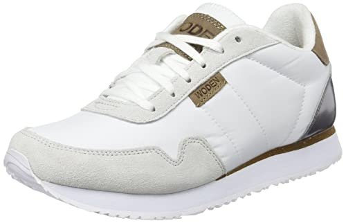 a877a4c578a Woden Women's's Nora II Trainers White (Bright Whit 300) ...