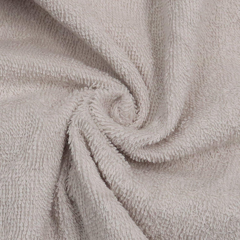 Fancyus unisexe b/éb/é b/éb/é coton capuche peignoir serviette de bain