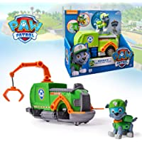 Paw Patrol Basic Vehicle - Rocky Toy for Kids, Age 3 Years and Above