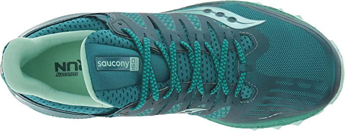 Details about S 18 Saucony Womens Xodus Iso 3 GreyCitron Running Shoes Size 8.5