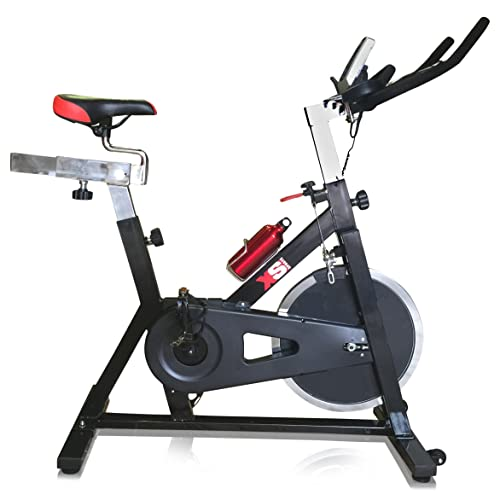 JLL IC300 PRO Indoor Cycling Exercise Bike, Direct Belt