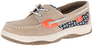 8538f70b6aa Sperry Top-Sider Bluefish Boat Shoe (Toddler Little Kid Big Kid)