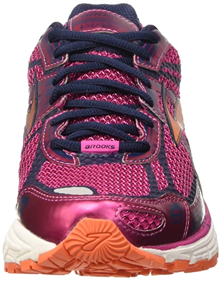 Brooks Vapor 3-120210 1B 677 - Trail Running Femme, Violet (Veryberry/Peacoat/Flame 677), 37