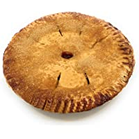 "Vegan 6"" Cherry Pie: Homemade Fresh, Plant-Based, No Artificial Colors, Flavors, or Preservatives"