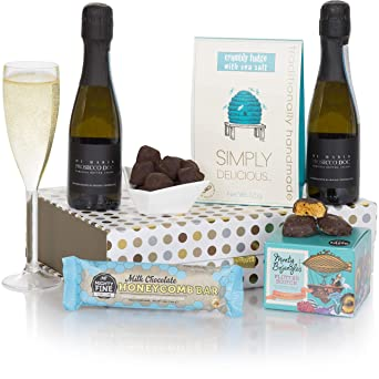 The Prosecco Sharing H&er - Prosecco H&ers - H&er Birthday u0026 Thank You Gift H&ers  sc 1 st  Amazon UK & The Prosecco Sharing Hamper - Prosecco Hampers - Hamper Birthday ...
