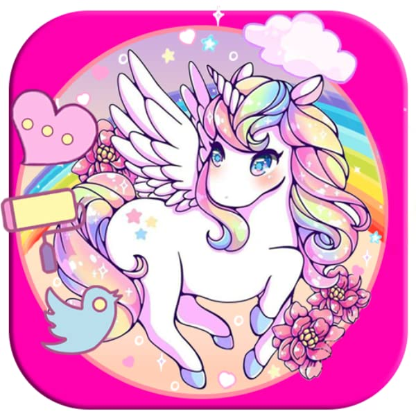 Amazon Com Amazing Cute Unicorn Themes Hd Wallpapers Free Live Background Appstore For Android