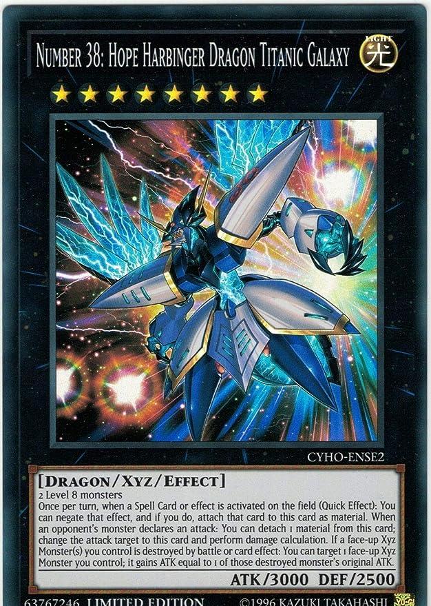 méchant héros Infernal Sniper LCGX-de071 Ultra Rare Yugioh!! édition! 2 Presque comme neuf