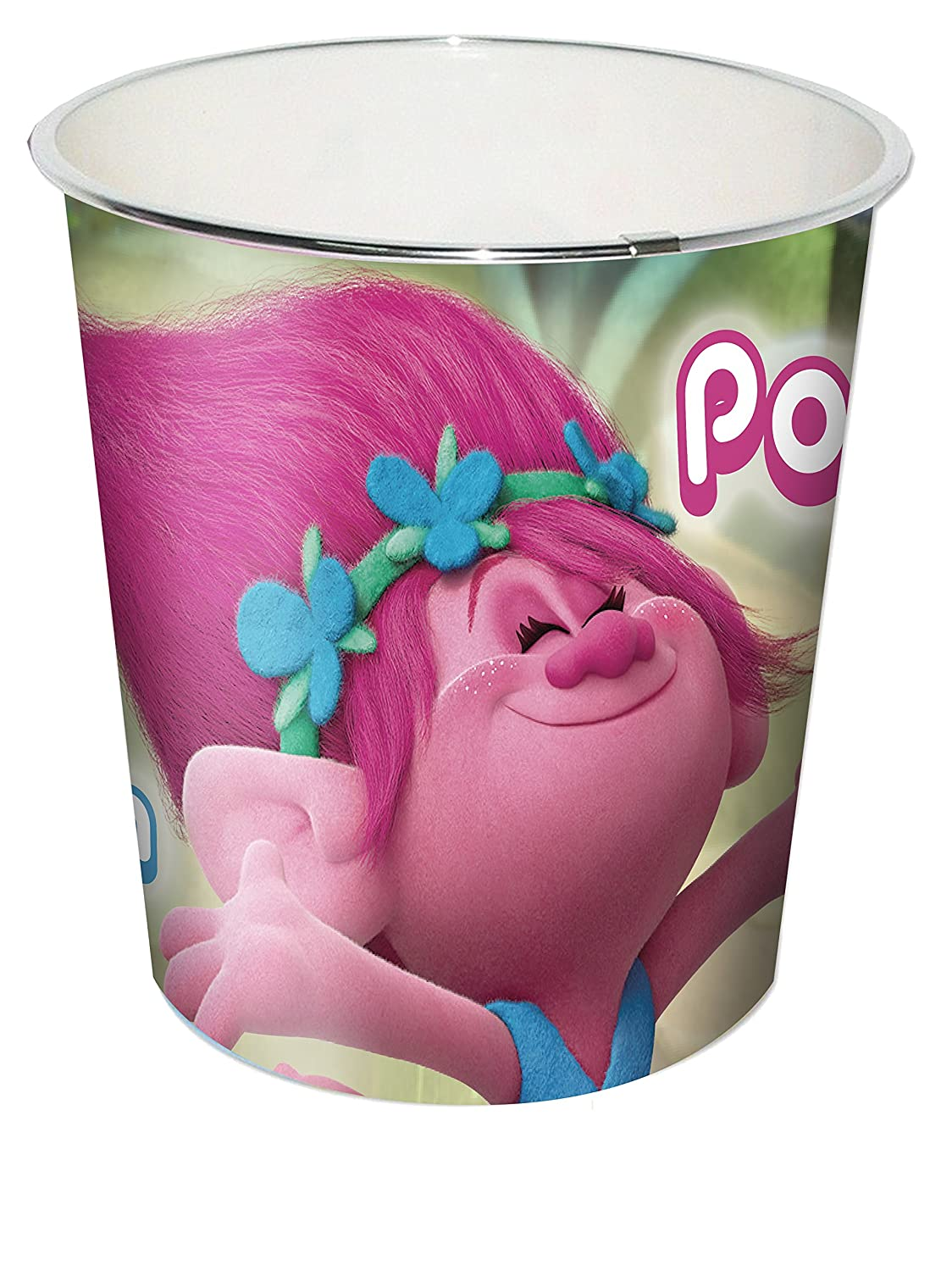 Trolls – Pattumiera in plastica, Kids tr17009