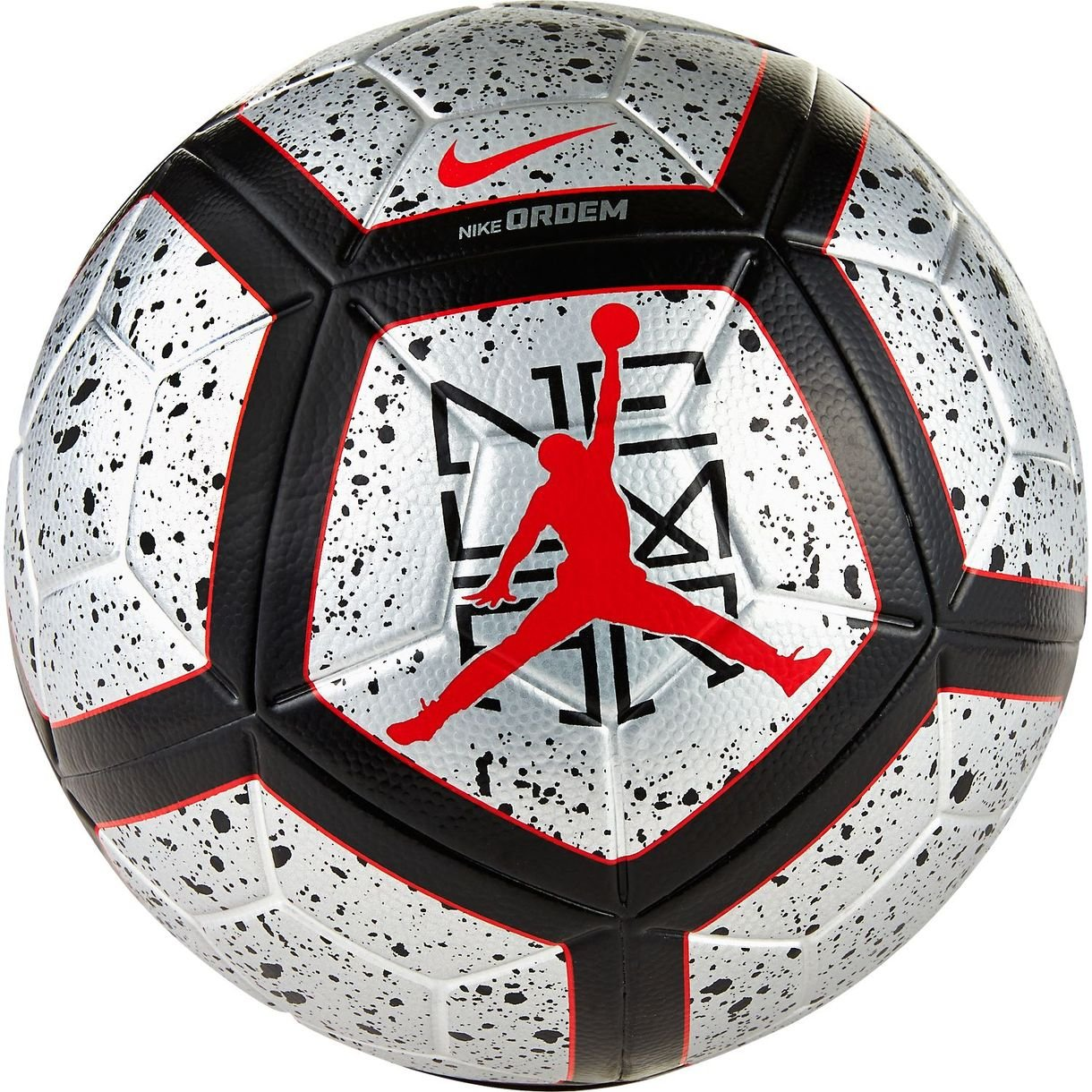 Nike Ordem ciento Neymar X Michael Jordan Official Match Ball ...