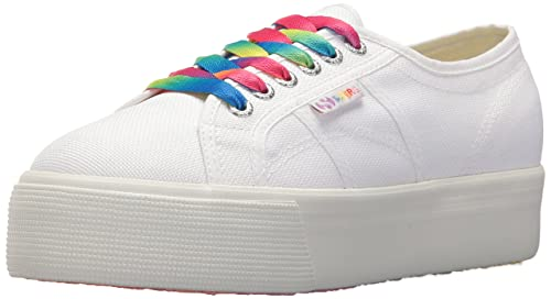 c5a60962d0b Superga Women s 2790 COTW Multicolor Outsole Sneaker  Buy Online at ...