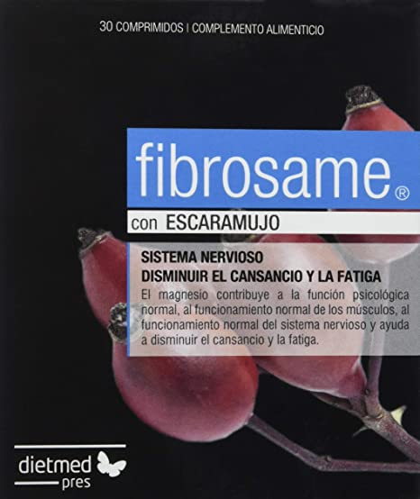 DietMed Fibrosame - 30 Cápsulas