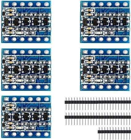 Xcsource 5stk Iic I2c Logisches Level Konverter Elektronik