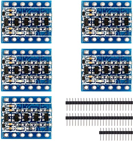 8 Channel I2C IIC Logic Level Converter Module Bi-Directional for Arduino 3.3-5V
