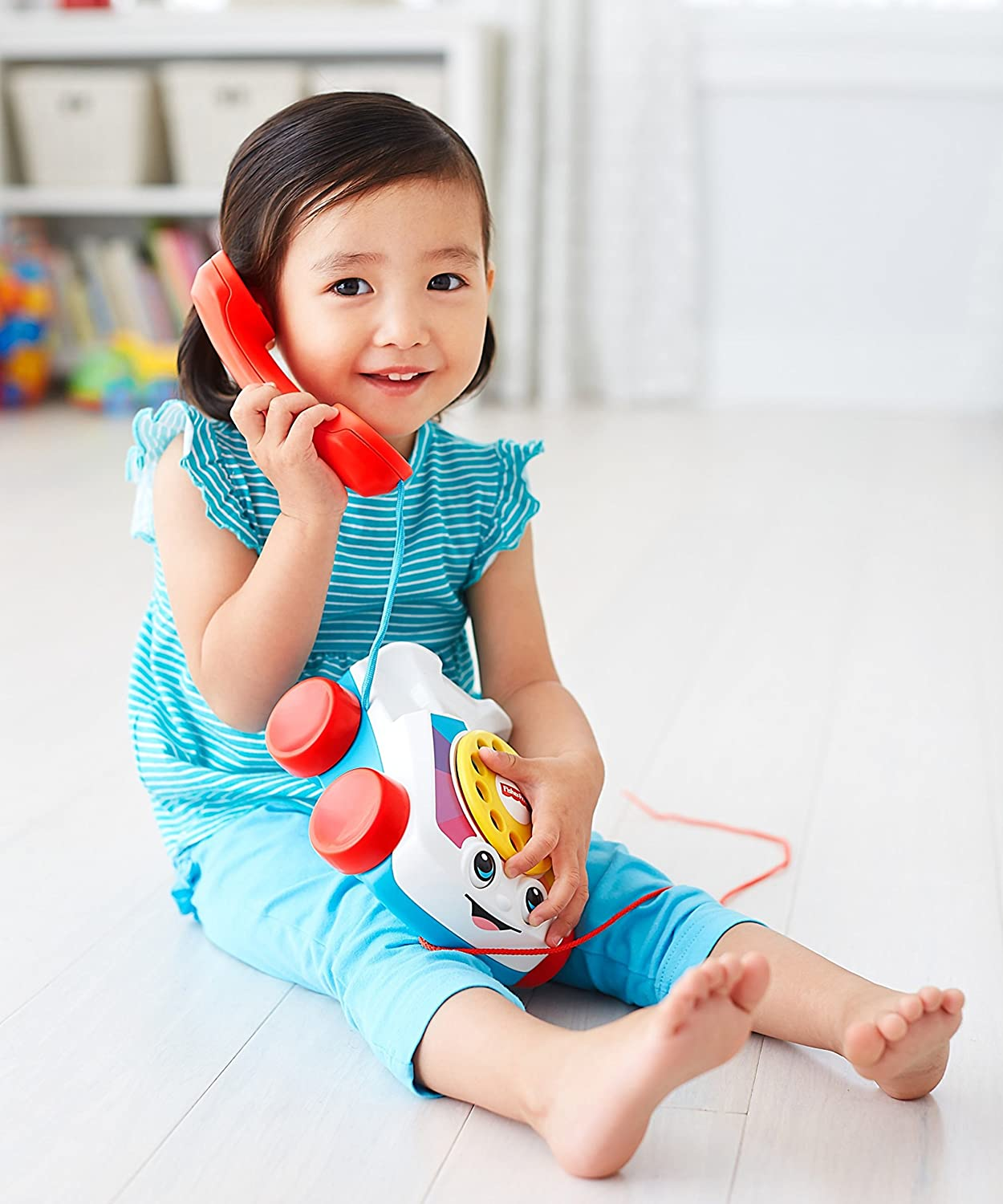 f114c0bfd7 Fisher-Price Chatter Telephone  Amazon.com.au  Toys   Games