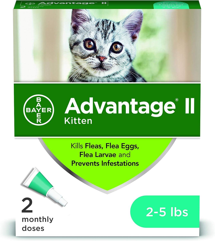 Bayer Advantage II Flea Prevention for Cats