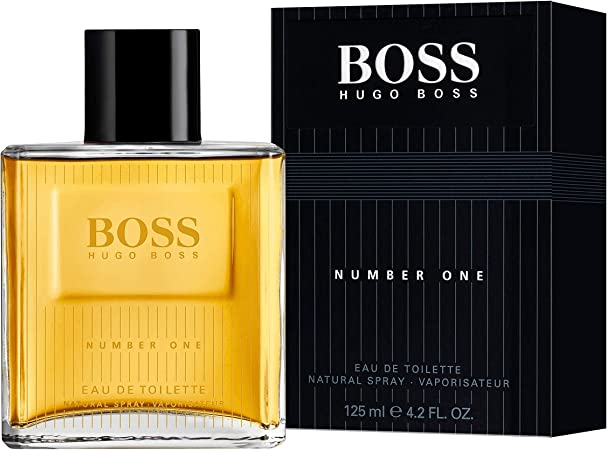 Hugo Boss-Boss Nº 1 Eau de Toilette Vaporizador 125 ml, Multicolor: Amazon.es