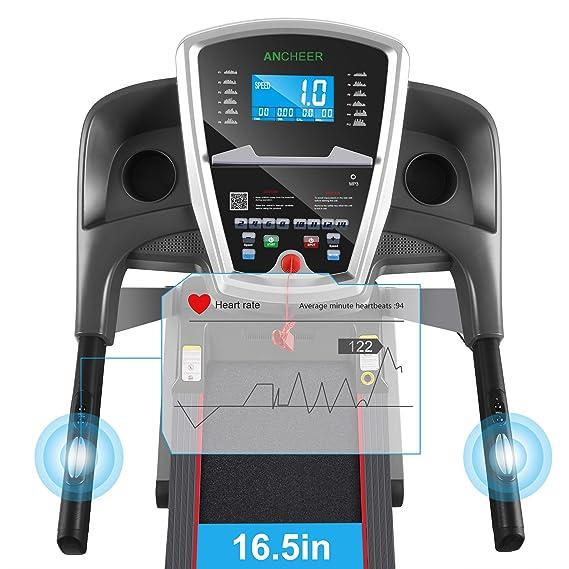 Ancheer eléctrico Plegable Cinta de Correr App Control, S8200 ...