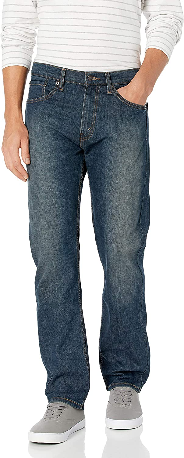 Signature by Levi Strauss & Co. Gold Label Men's Regular Fit Jeans