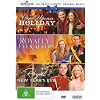 Hallmark Royal Collection: Royally Ever After/once Upon A Holiday/royal New Years Eve
