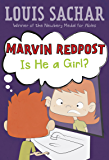 Marvin Redpost #3: Is He a Girl? (English Edition)
