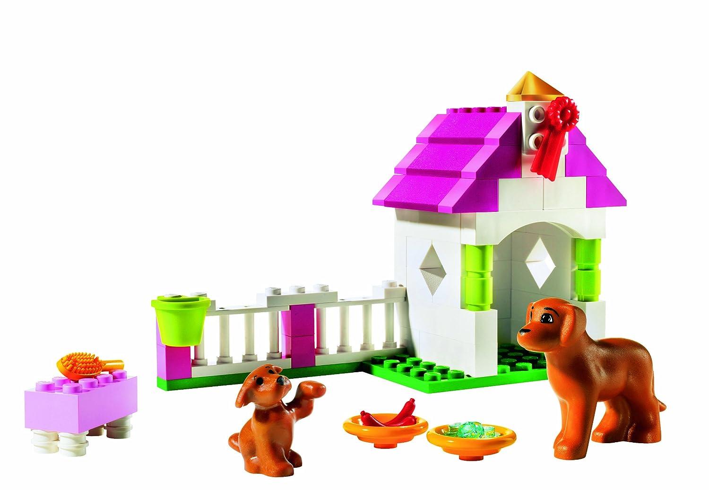 Lego Full House Amazoncom Lego Belville Playful Puppy Toys Games