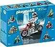 Playmobil Coleccionables - Moto Custom, playset (5527)