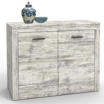 Caro Mobel Kommode Sideboard Anrichte Ray Shabby Chic Vintage Look