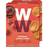 WW Barbecue Potato Crisps - Gluten-free, 2 SmartPoints - 2 Boxes (10 Count Total) - Weight Watchers Reimagined