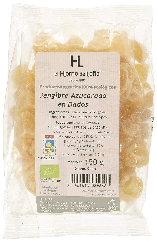 Horno de Leña Jengibre En Dados Eco, 150 g, Pack de 1: Amazon.es ...
