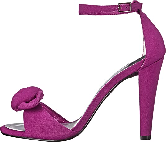 Amazon.com | Caparros Women's Wonderful Fuchsia Crepe Suede Pump 5.5 B (M)  | Heeled Sandals