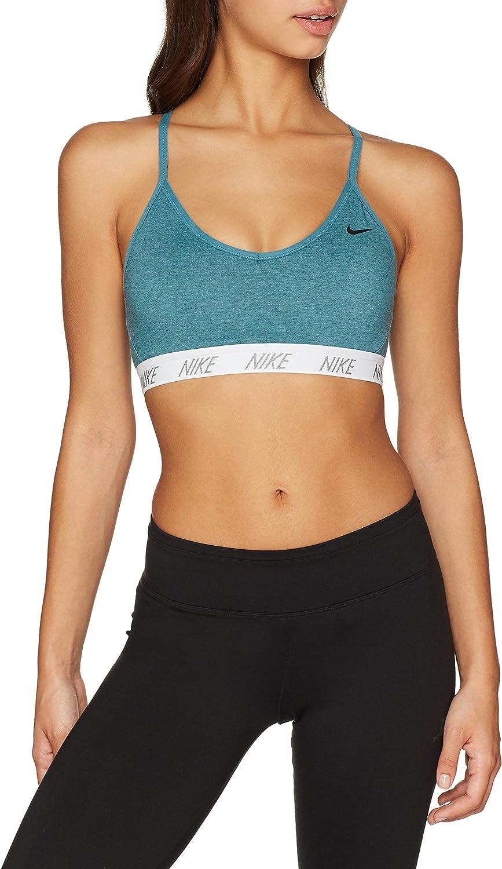 TALLA M. Nike Indy Soft Sujetador Deportivo, Mujer