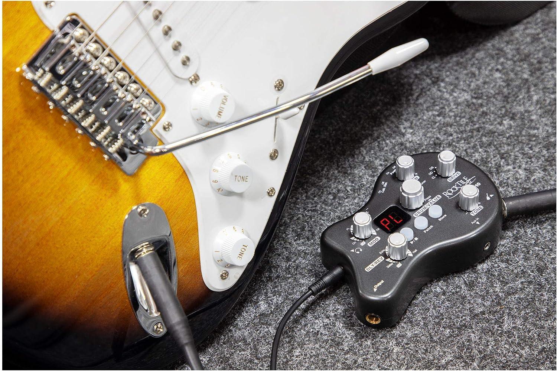 Rocktile GP-10 - Amplificador de auriculares, multiefectos: Amazon ...