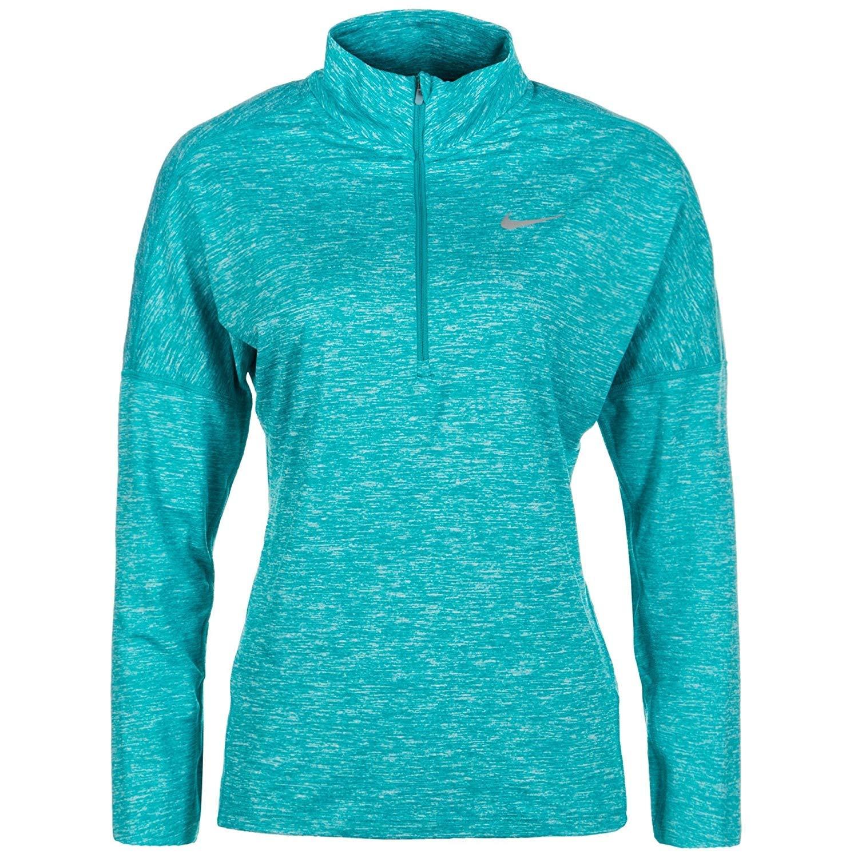 Vert XS Nike Dry éléHommest de Course pour Femme