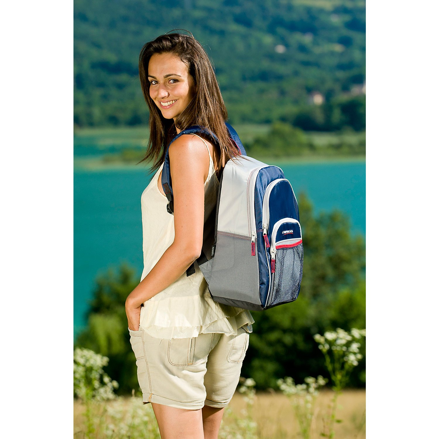 Nevera flexible Campingaz Backpack 14 litros por sólo 24,90€
