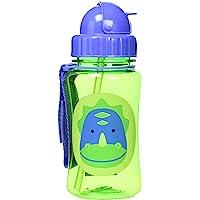 Skip Hop Zoo - Botella con pajita de recambio