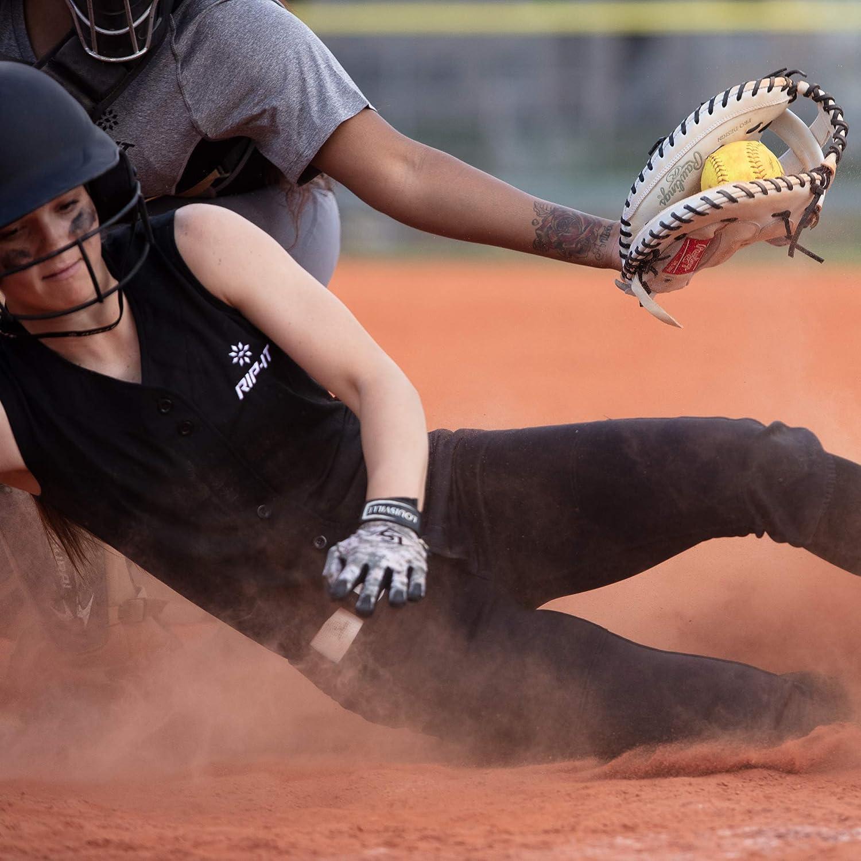 RIP-IT Girls Period-Protection Softball Sliding Shorts