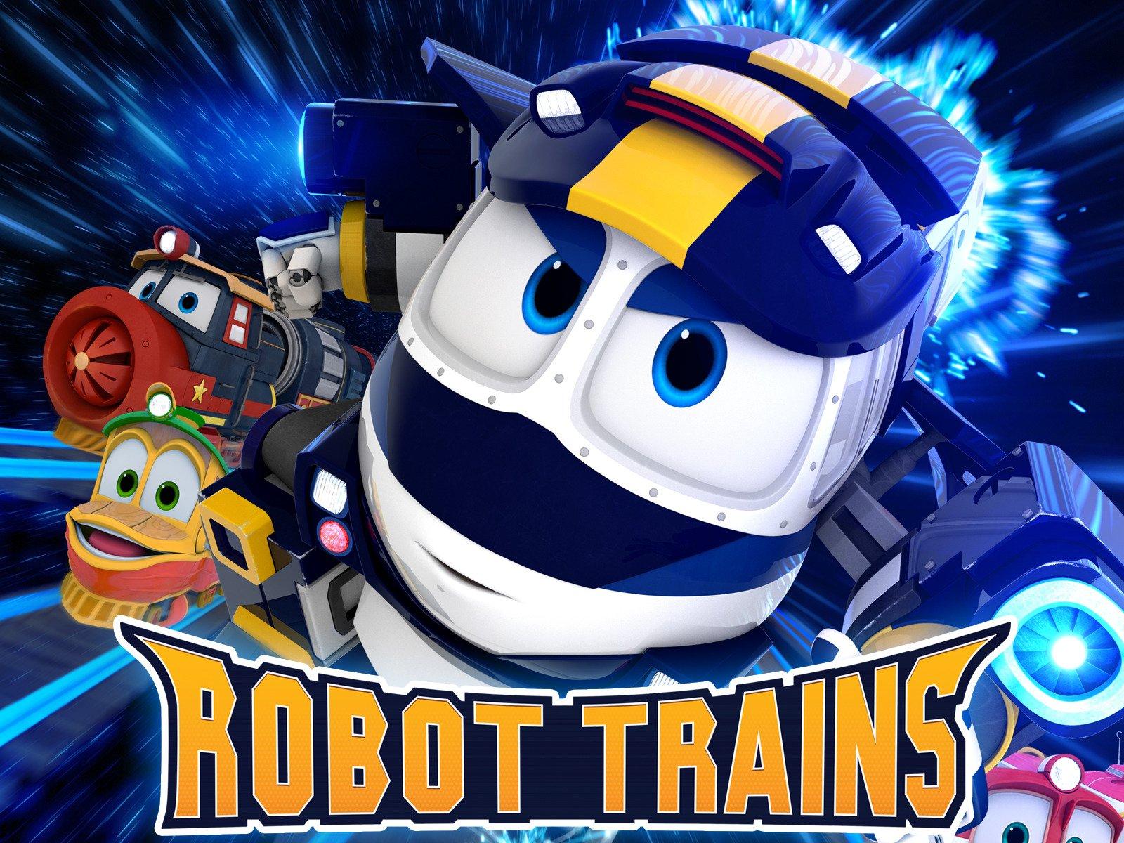 robot trains wwwtopsimagescom