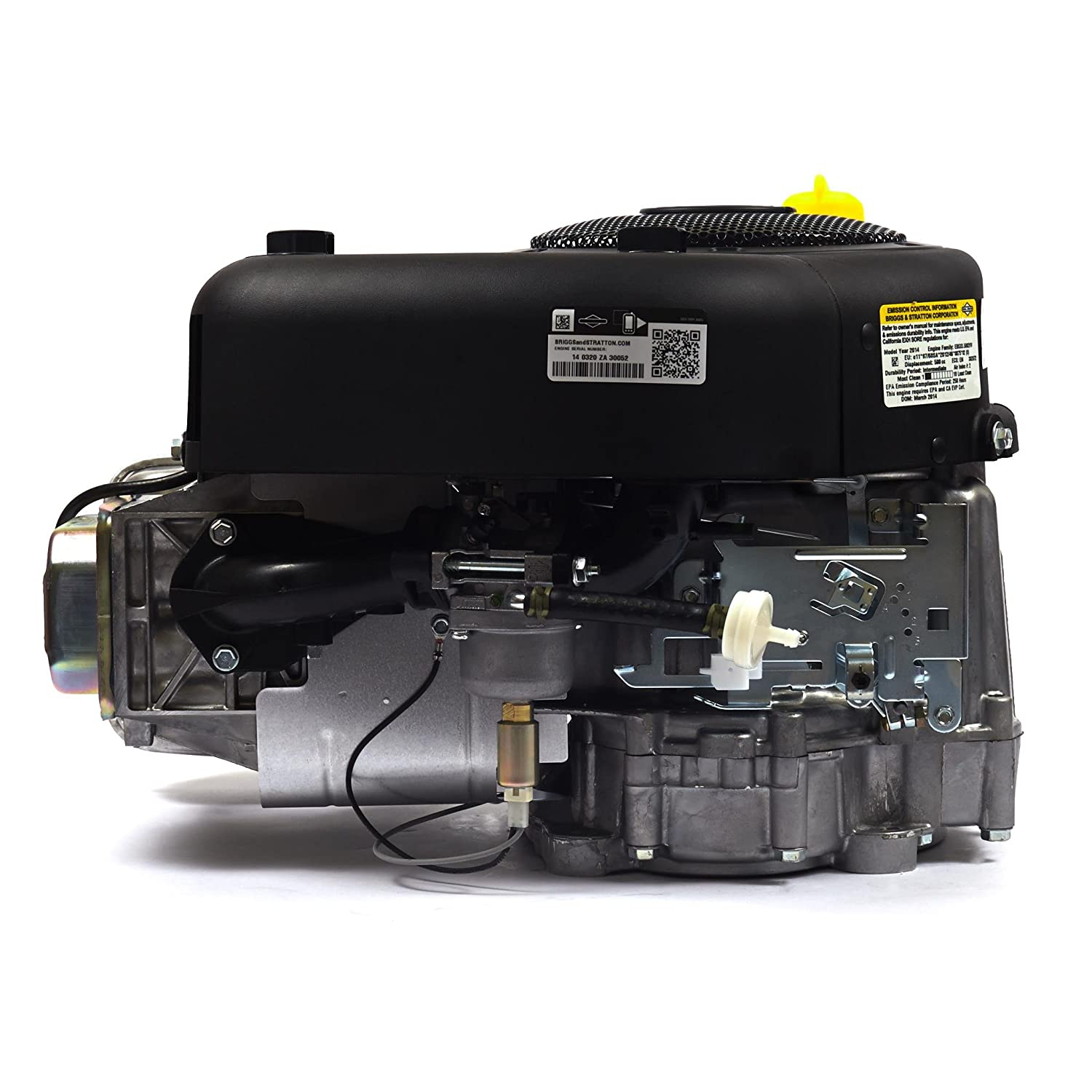 Briggs Stratton 31r907 0007 G1 500cc 175 Gross Hp Wiring Harness Iding Machine For Sale Engine With 1 Inch By 3 5 32 Length Crankshaft Tapped 7 16 20 Garden Outdoor